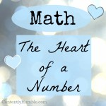 Math: The Heart of a Number