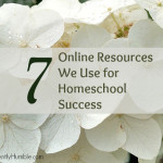 7 Online Resources We Use for Homeschool Success